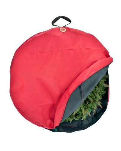 30″ Easy-Going Wreath Storage Bag by Treetopia
