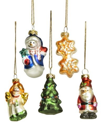Timeless Figures Christmas Ornaments by Treetopia