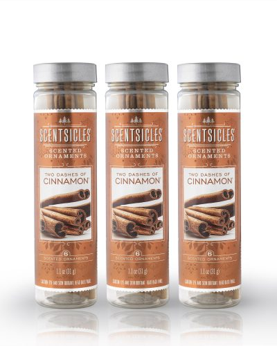 3-pack of ScentSicles – Spicy Cinnamon by Treetopia