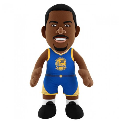 NBA Golden State Warriors Kevin Durant Blue 10-Inch Plush