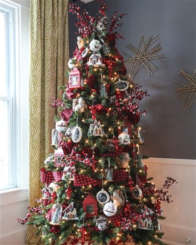 12′ Prelit Balsam Spruce Artificial Christmas Tree with Multi Lights by Treetopia
