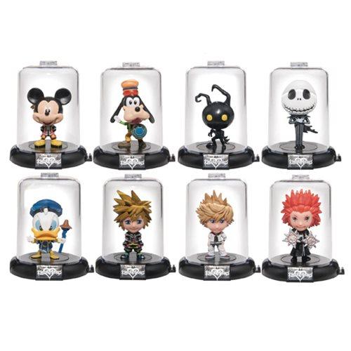 Kingdom Hearts Domez Mini-Figure Display Box