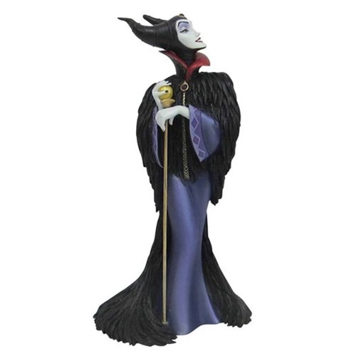 Disney Showcase Sleeping Beauty Maleficent Art Deco Statue
