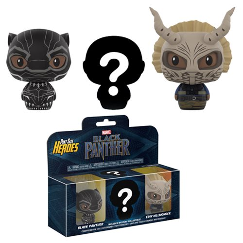 Black Panther Pint Size Heroes 3-Pack