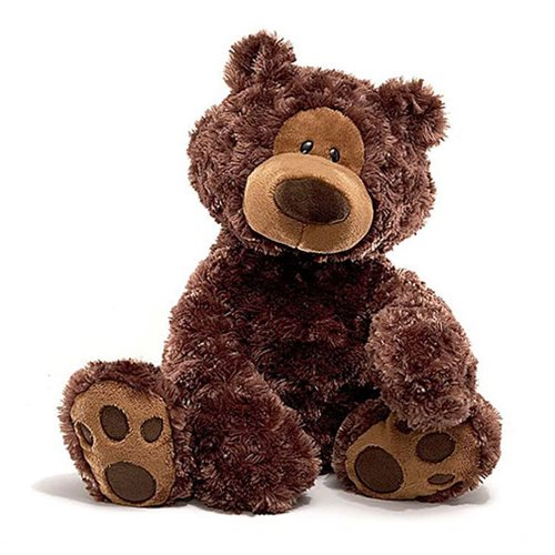 Philbin Bear Chocolate 18-Inch Plush