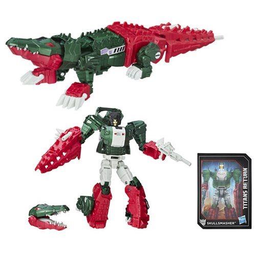 Transformers Titans Return Deluxe Skullsmasher