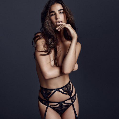 Journelle  Natalia Suspender Belt
