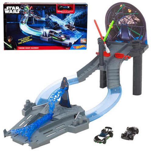 Star Wars Hot Wheels Track Case