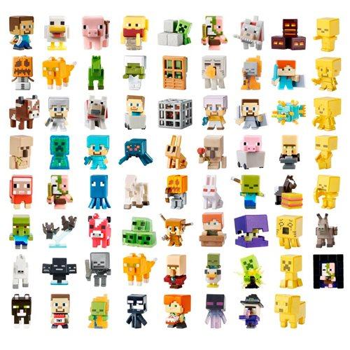Minecraft Checklane Wave 2 Mini-Figure Case