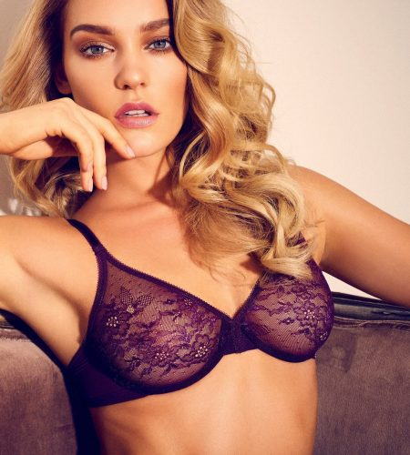 Gossard  Glossies Lace Sheer Bra