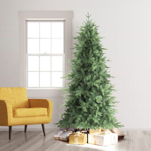 7′ Unlit Addison Spruce Artificial Christmas Tree by Treetopia