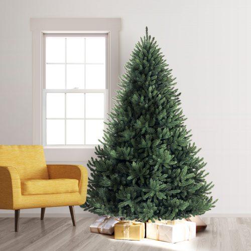 4.5′ Unlit Alexander Fir Artificial Christmas Tree by Treetopia