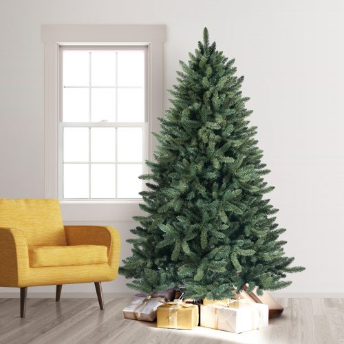 6′ Unlit Balsam Spruce Artificial Christmas Tree by Treetopia