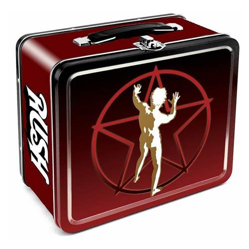 Rush Starman Large Fun Box Tin Tote