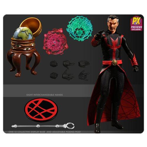Doctor Strange Defender Version One:12 Action Figure – PX
