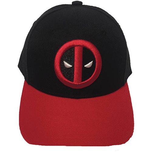 Marvel Deadpool Logo Dad Cap