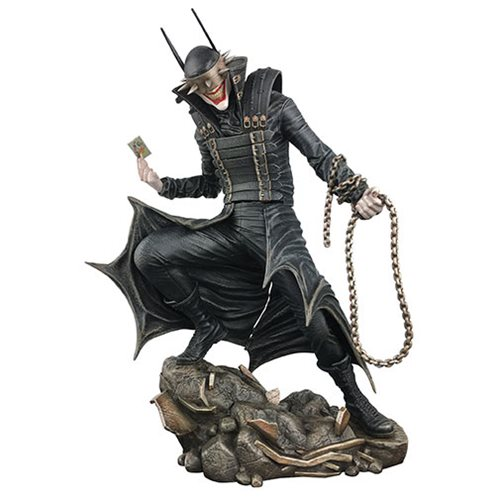 DC Gallery Batman Comic Who Laughs Statue