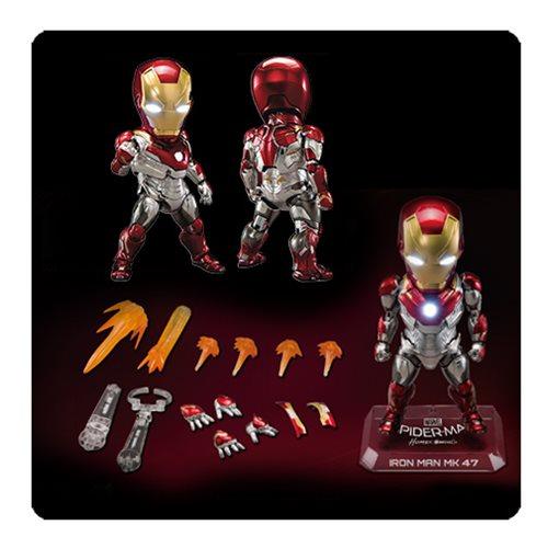 Spider-Man Homecoming Iron Man Mark 47 Figure – PX