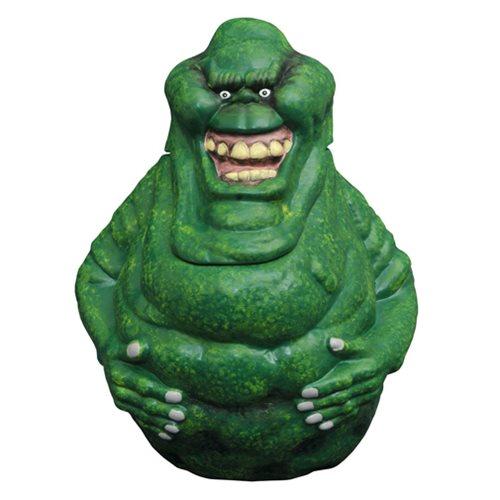 Ghostbusters Slimer Cookie Jar