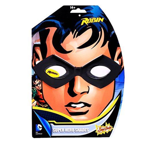 Batman Robin Mask Sun-Staches