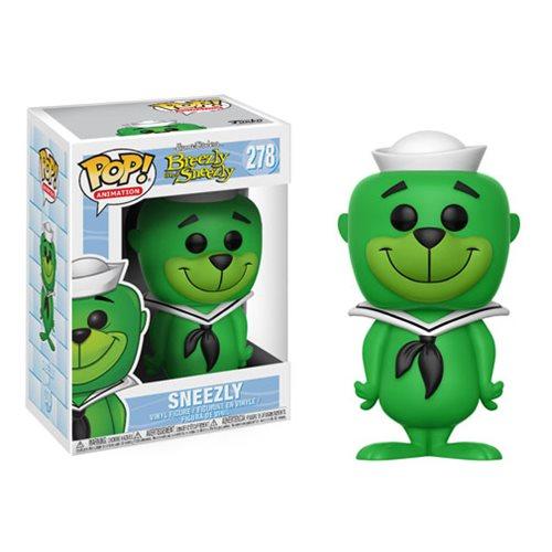 Hanna-Barbera Sneezly Pop! Vinyl Figure #278