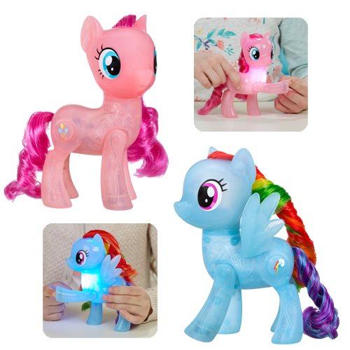 My Little Pony Shining Friends Figures Wave 1 Set