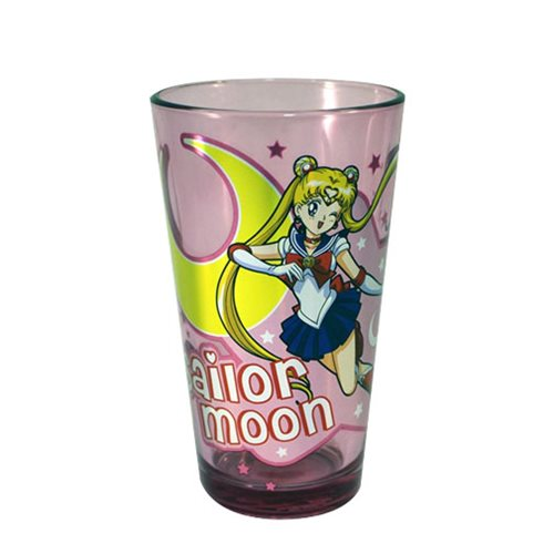 Sailor Moon Wink Pint Glass