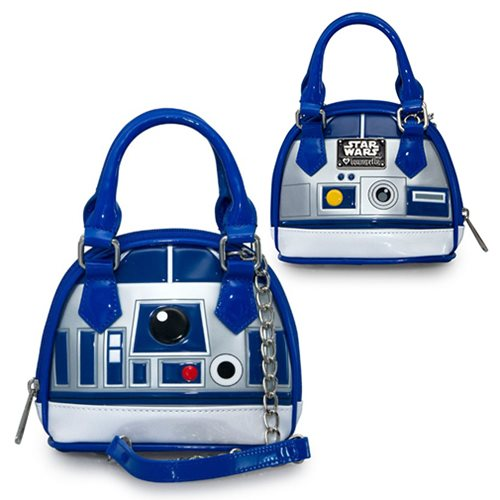 Star Wars R2-D2 Micro Mini Dome Crossbody Purse