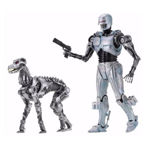 RoboCop vs. Terminator Endocop & Terminator Dog Fig. 2-Pack