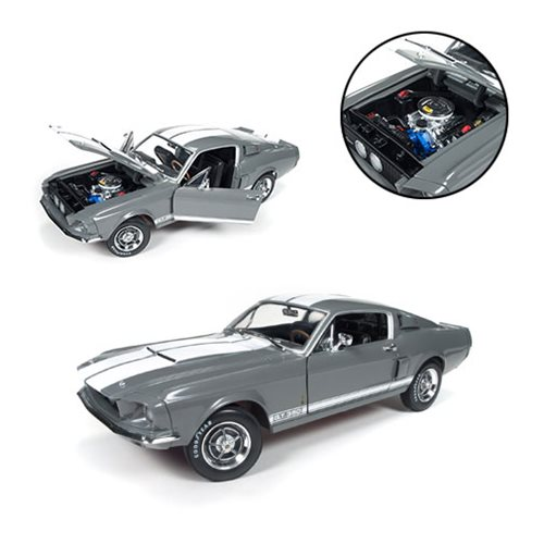 1967 Shelby Mustang GT350 50th Anniv. 1:18 Scale Vehicle
