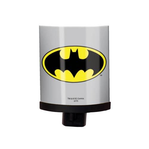 Batman Logo Gray Night Light